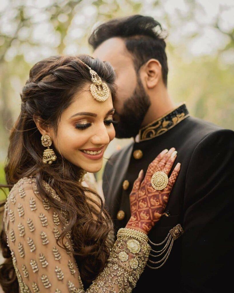 Bridal Jaal Back Mehandi Design