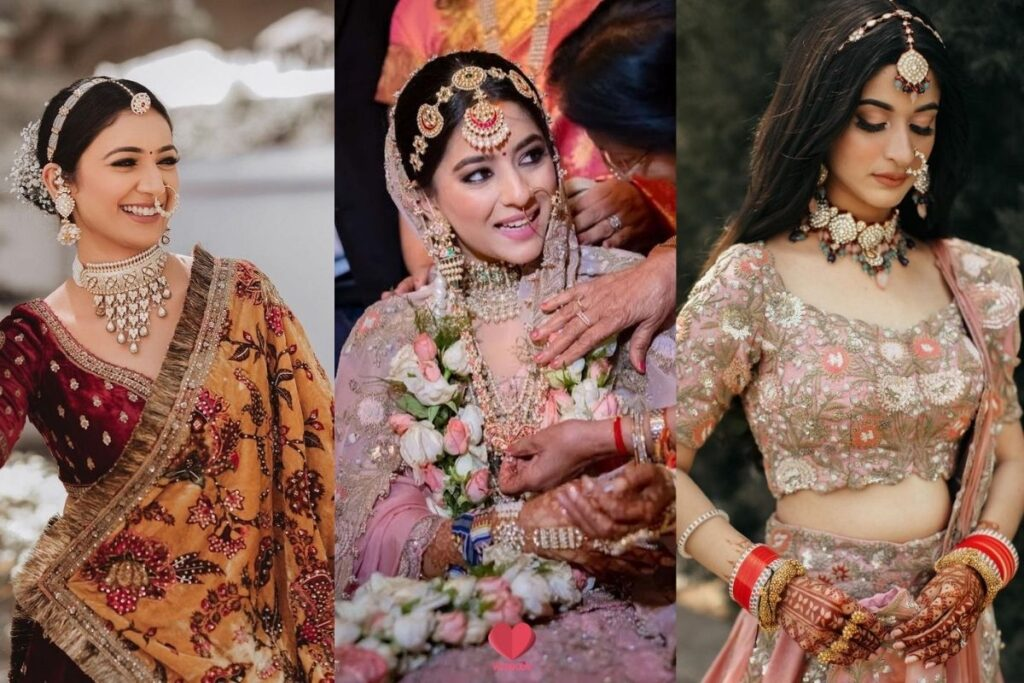 Bridal Sheesh Patti