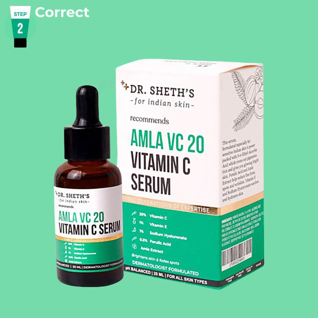 Dr.Sheths Vitamin C serum
