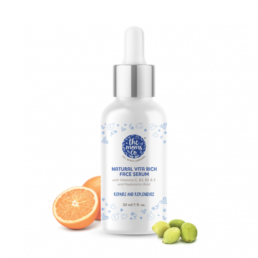 Moms Co best vitamin c serum India