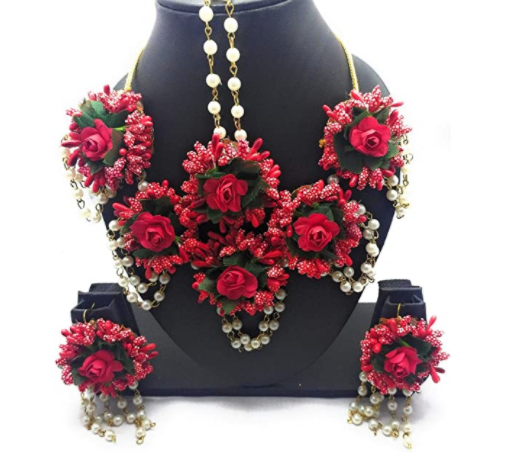 Floral Jewellery Online