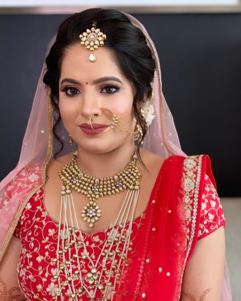 Mumbai makeup Artist Sheetal Tripathi
