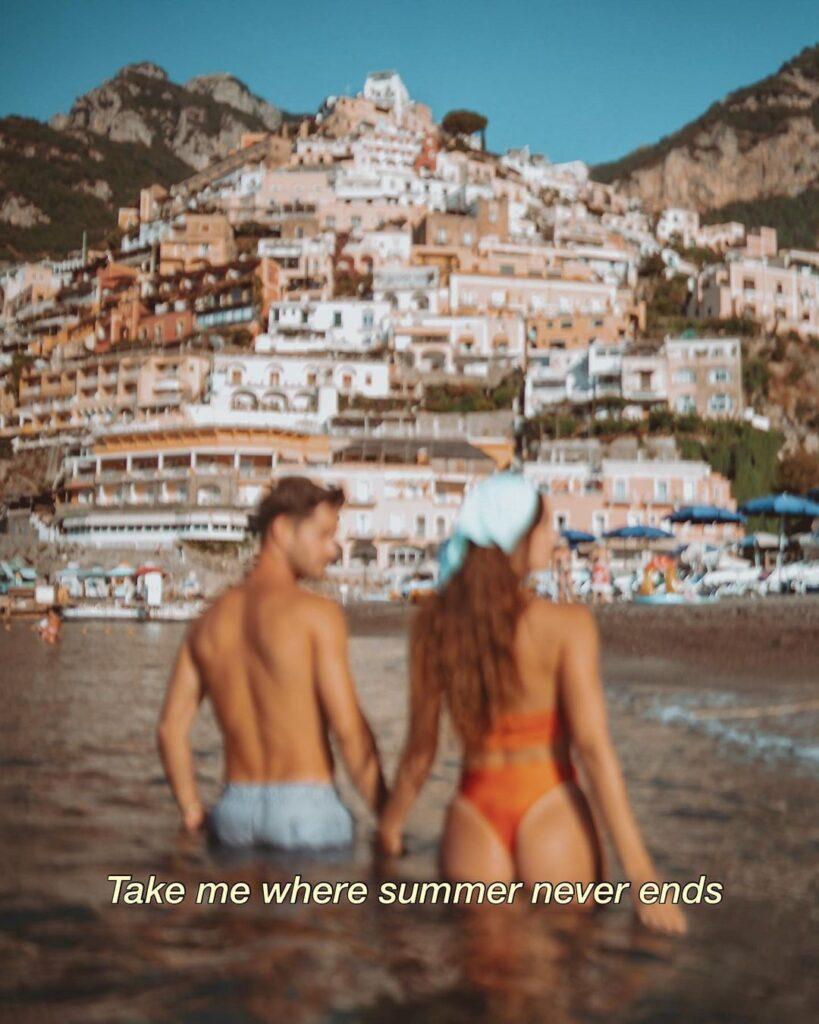 Amalfi Coast Italy Honeymoon