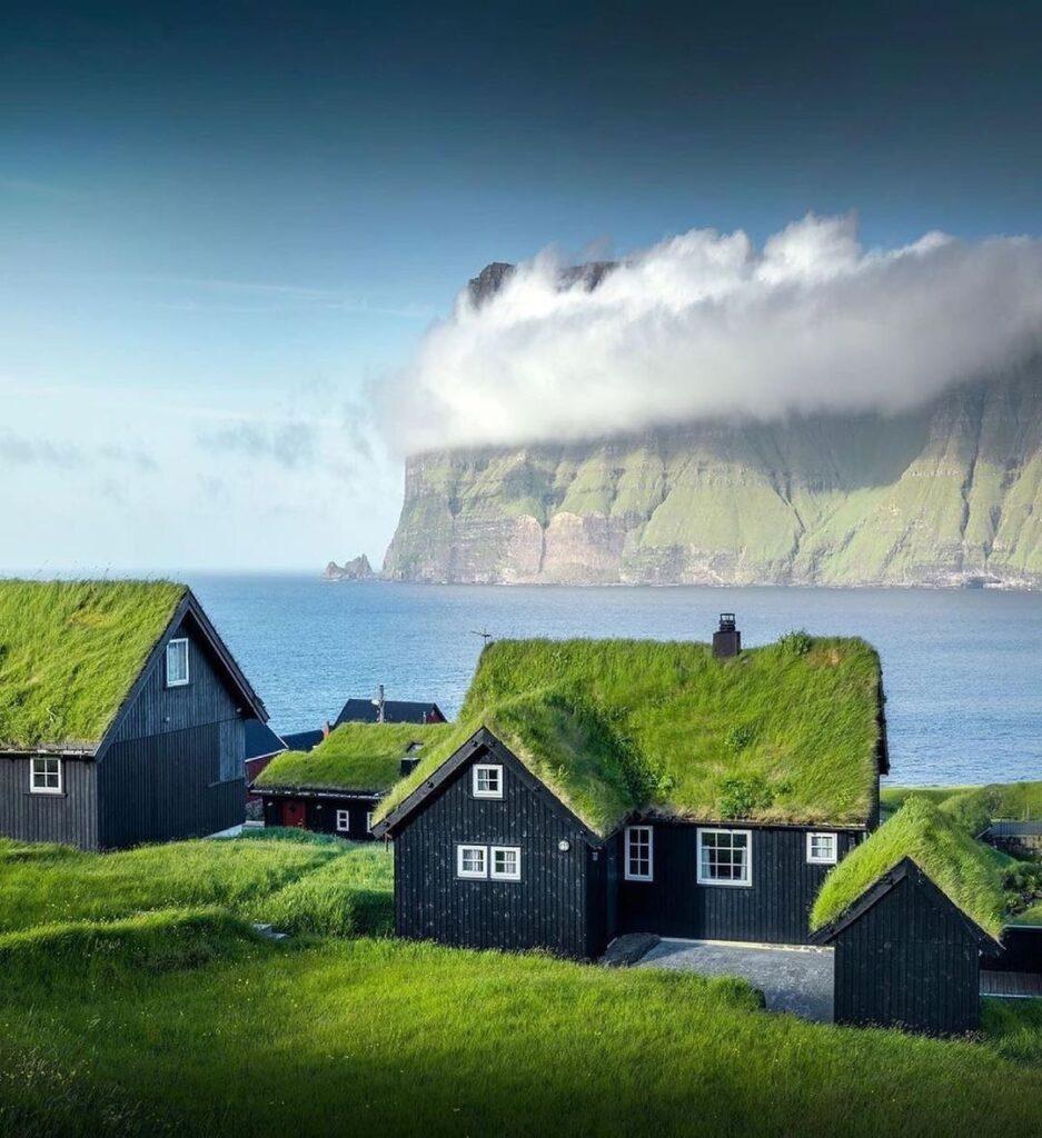 Honeymoon in Faroe Islands