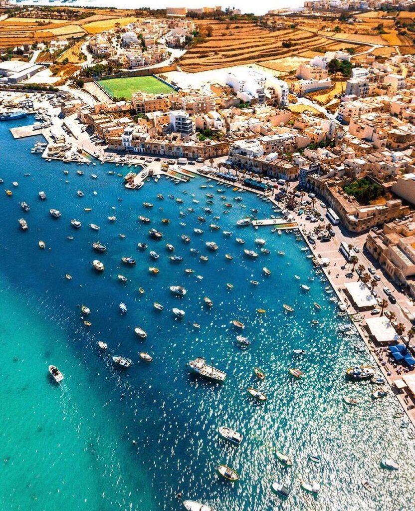 Malta Honeymoon