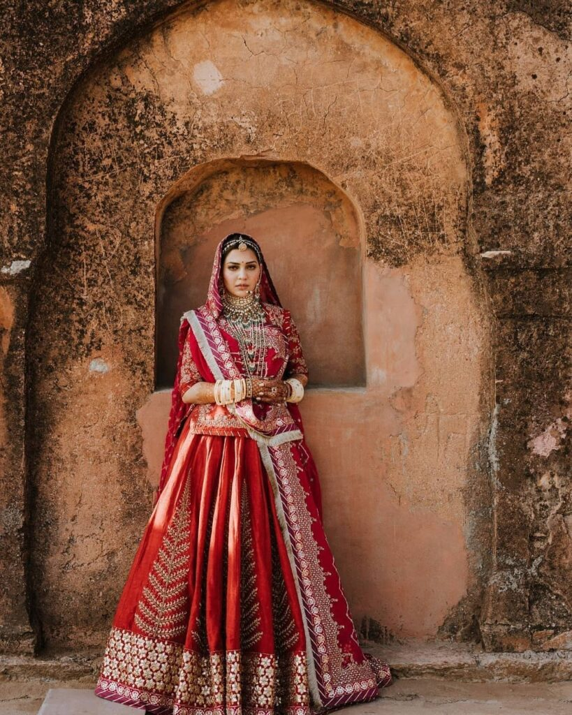 Simple Nath for brides