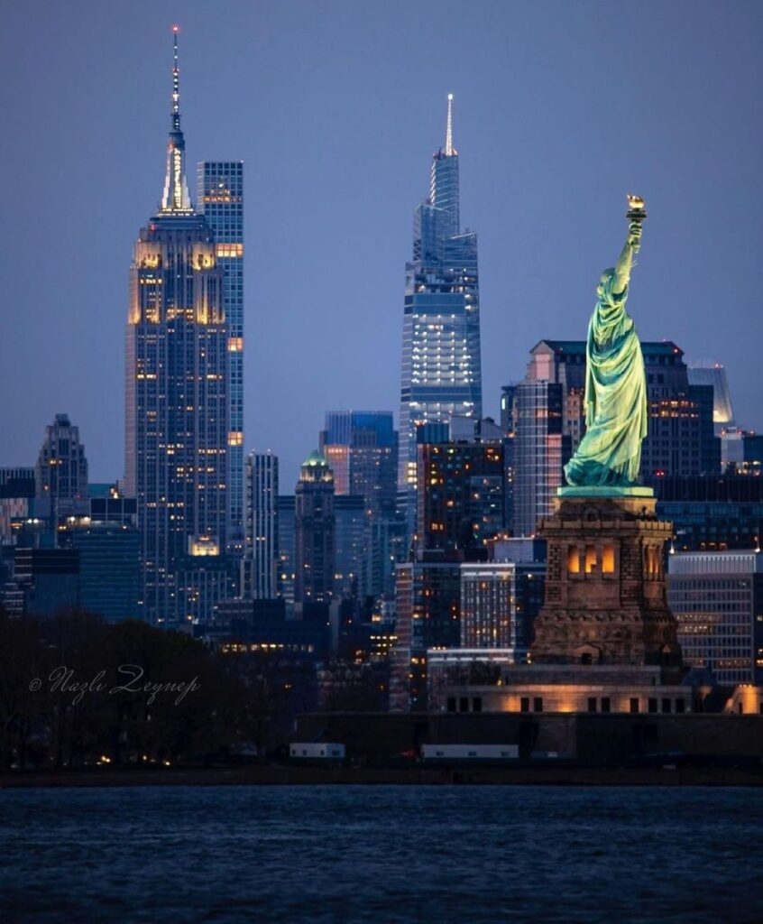 Honeymoon in New York City