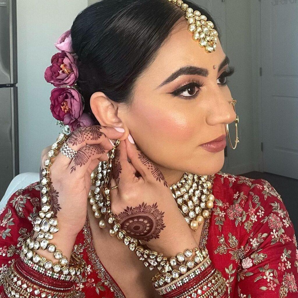 Shailee Bharatia Mumbai Party Makeup Artist