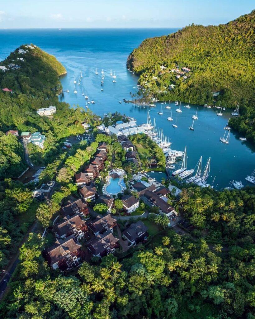 St.Lucia Honeymoon
