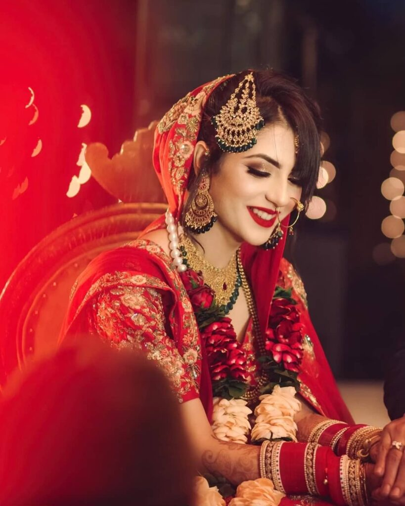 Bridal Nath Design