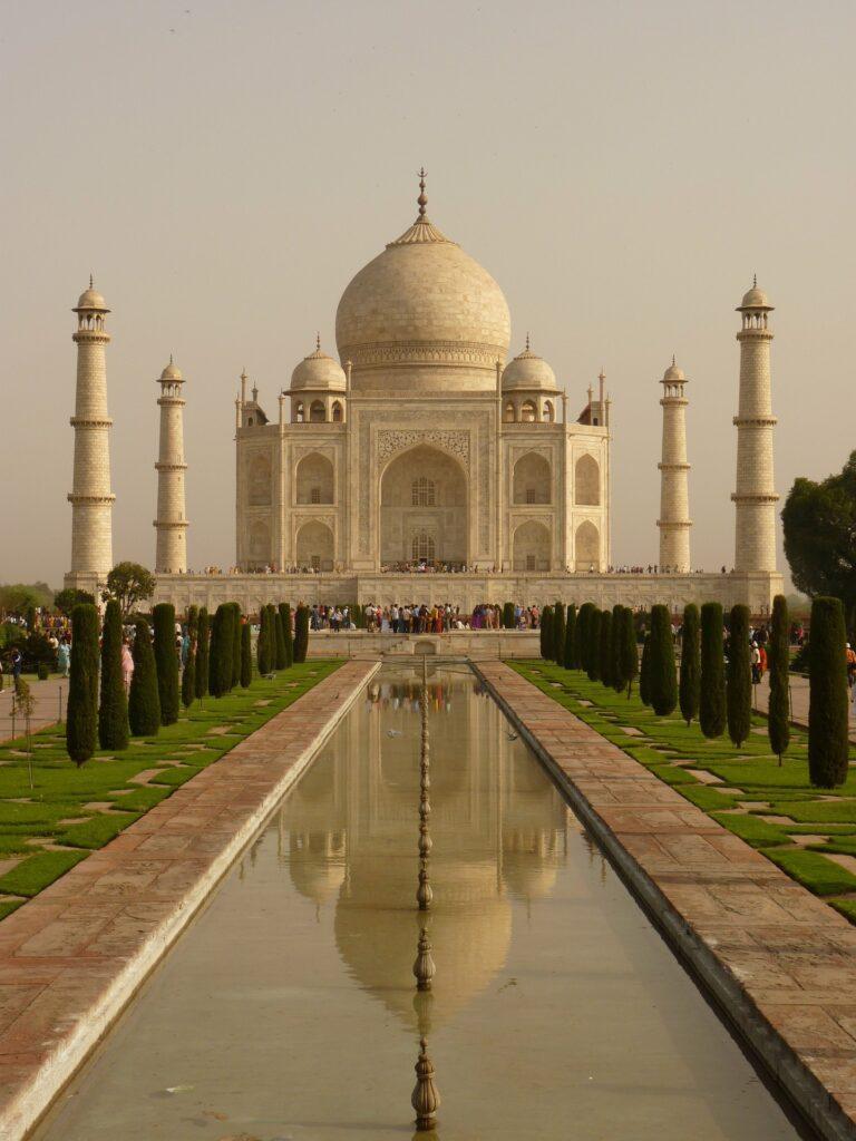 Agra, India Honeymoon