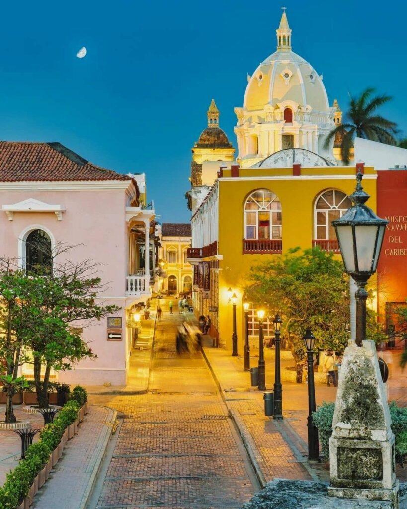 Cartagena Colombia Couple Travel
