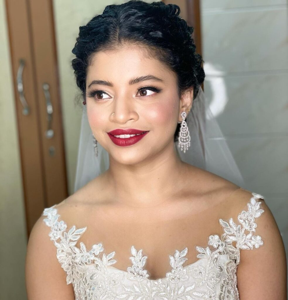 Maharshtrian Bridal Look Mumbai Makeup Artist