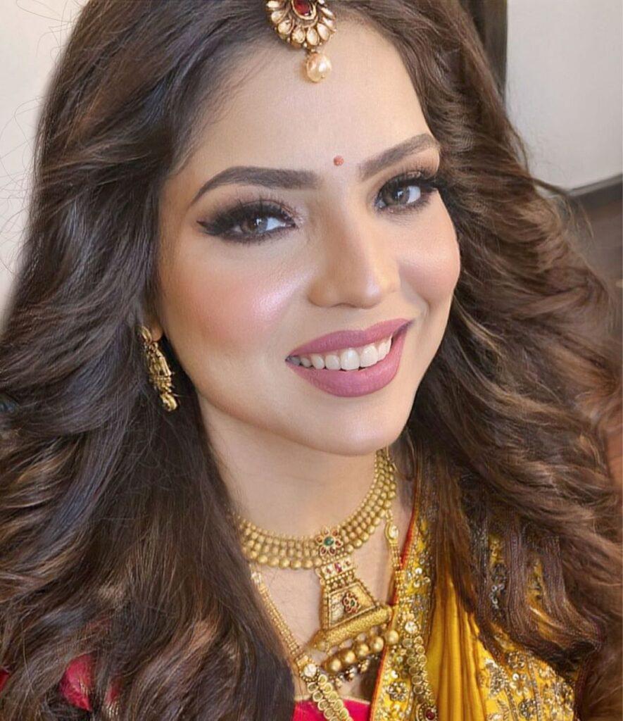 Catholic Bridal Makeup Artist In Mumbai