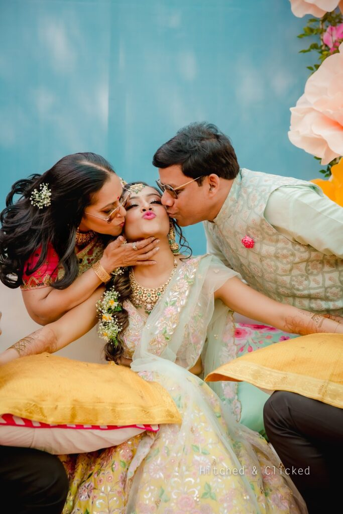 Father-Daughter Wedding Poses