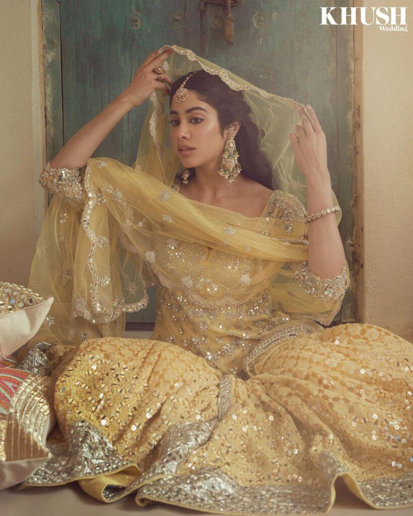 Abhinav Mishra Janhvi Kapoor Magazine 2021