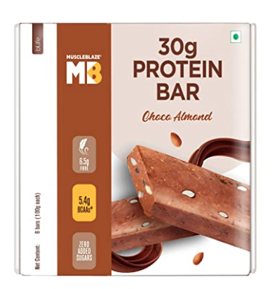 Muscleblaze Highest Protein Bars In India