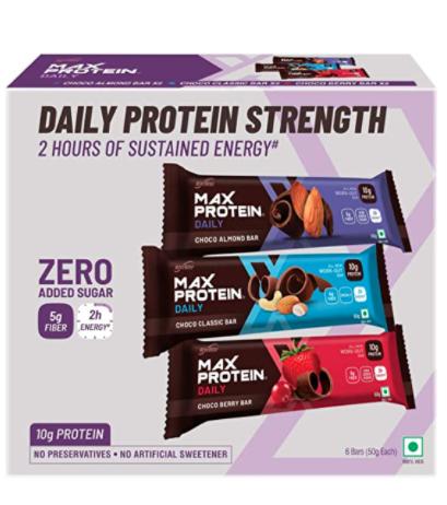 Rite Bite Protein Bars