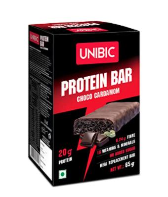 Unibic Protein Bars India