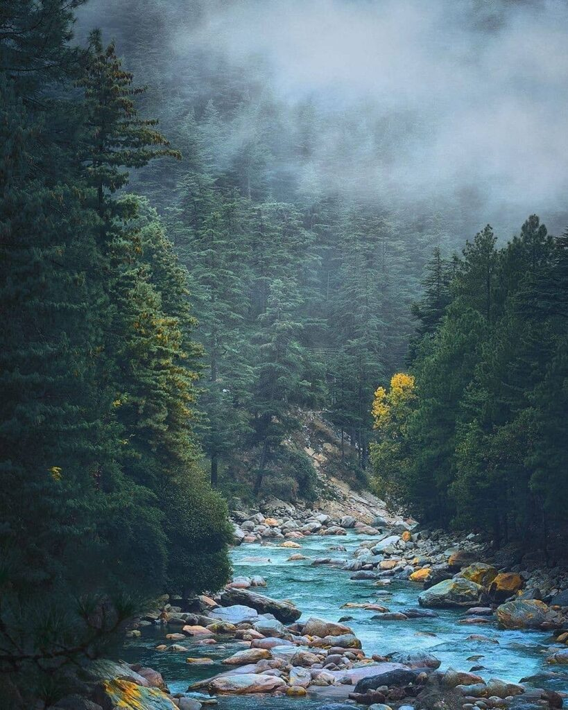 Manali Honeymoon Places in India