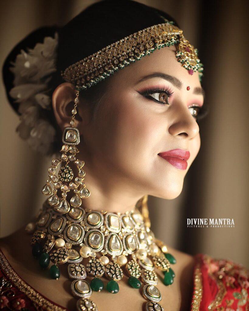 Anushka Sharma Style Mathapatti