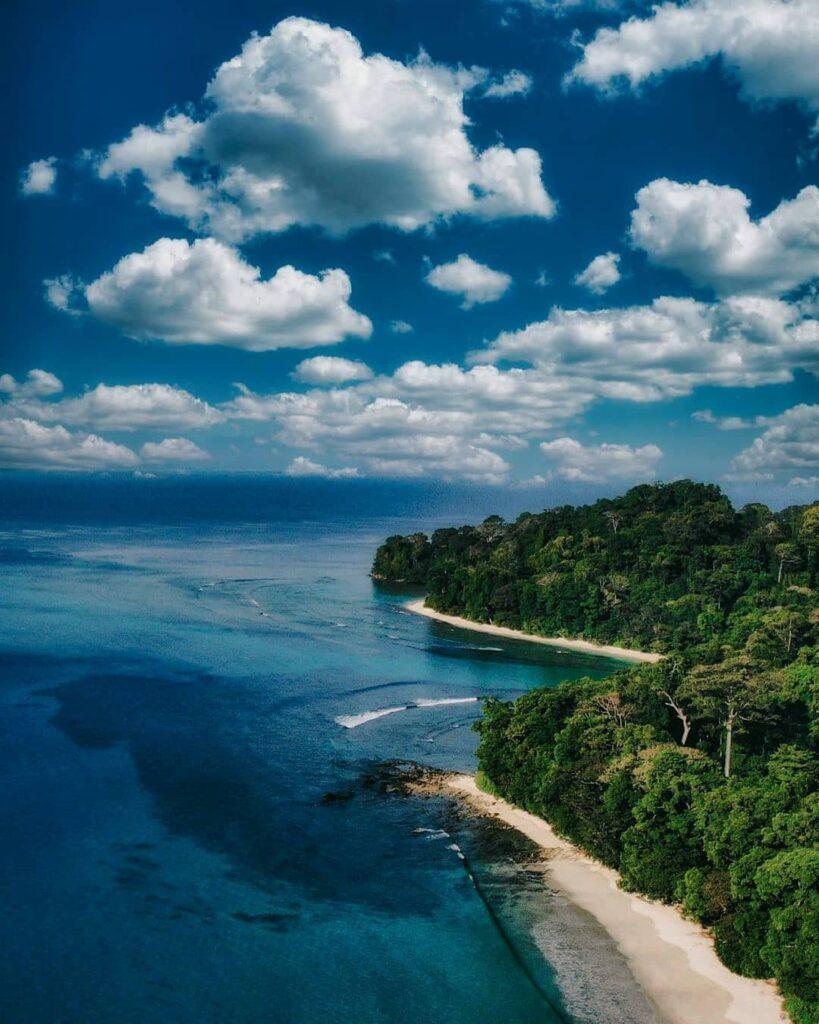 Andaman & Nicobar Honeymoon Places In India