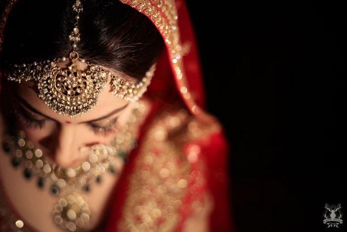 Simple String Bridal Mathapatti 1