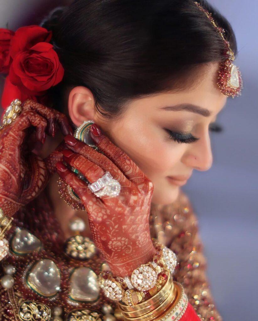 Wedding Makeup Artist India