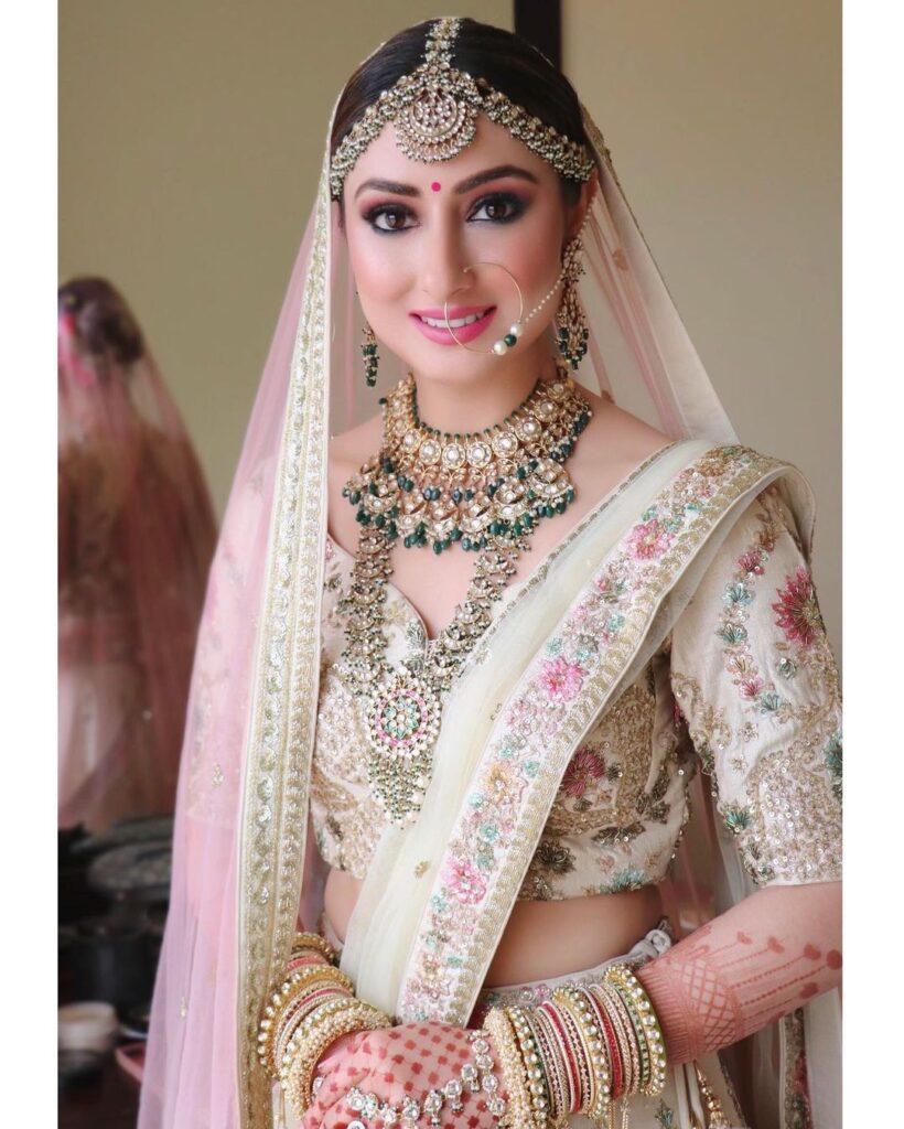 Three Chain Bridal Mathapatti 1