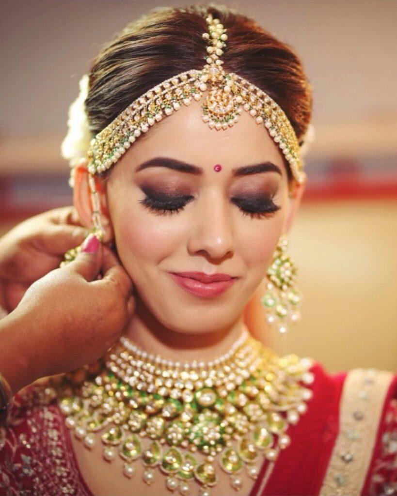 Wedding Makeup Indian 1