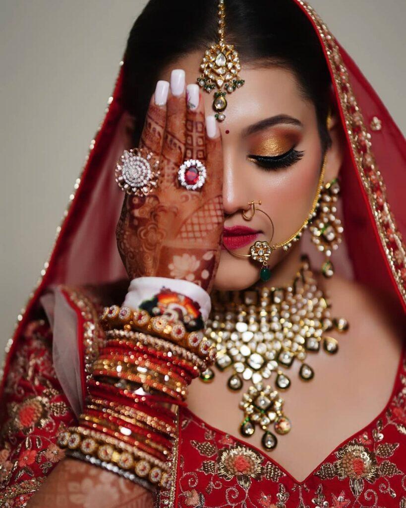 HD Indian Bridal Makeup