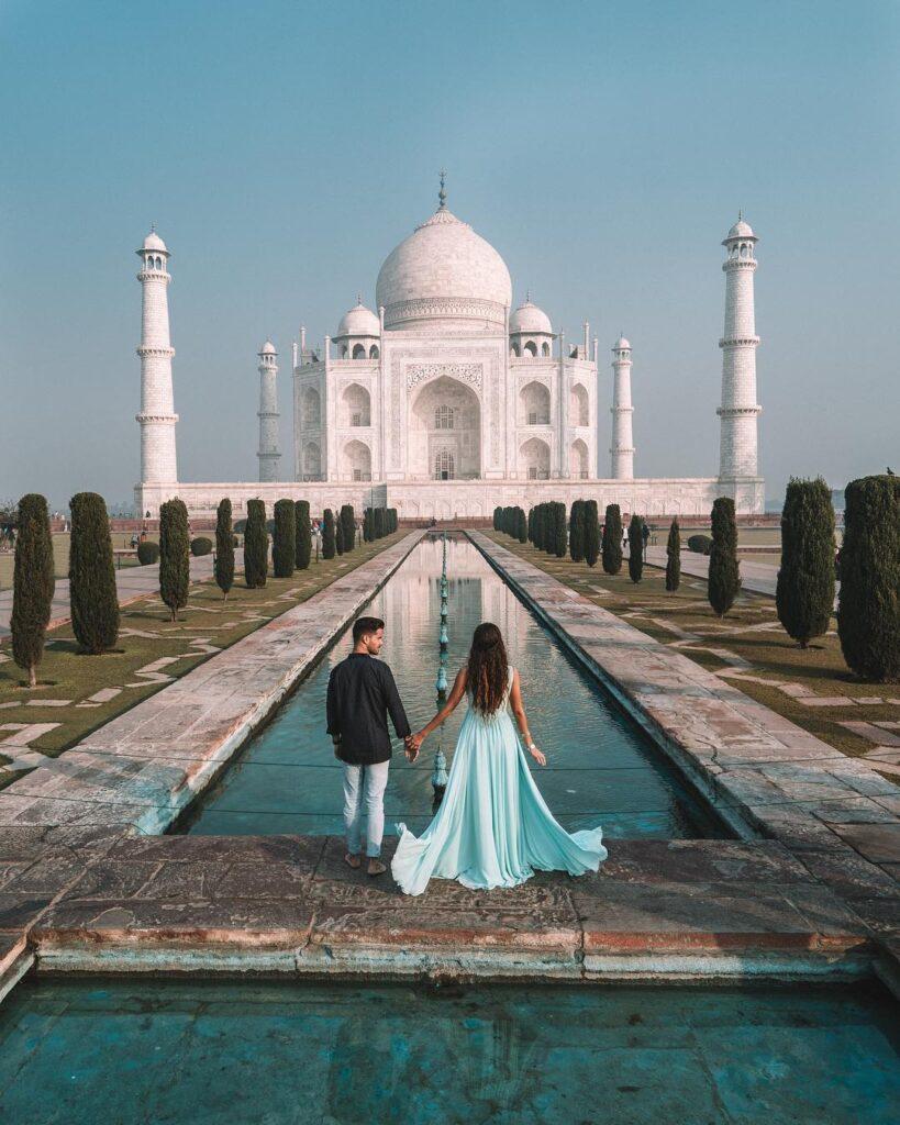Agra Unique Honeymoon Places In India