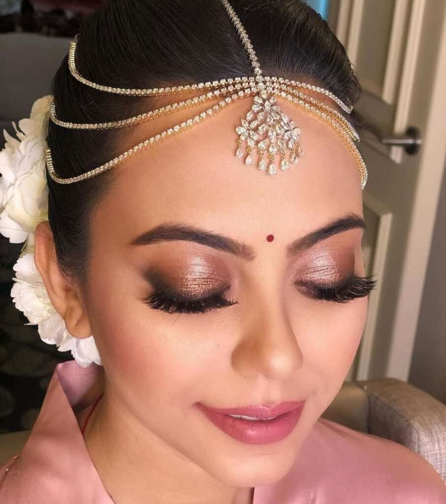 Bridal Eye Makeup Indian Brides