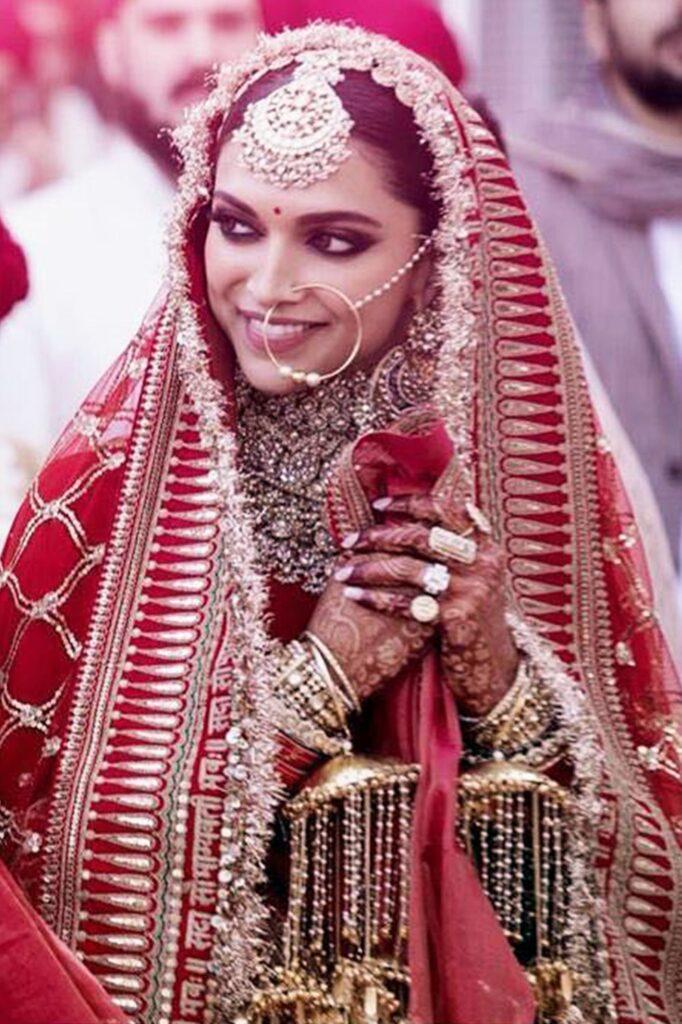 Deepika Padukone Wedding Makeup