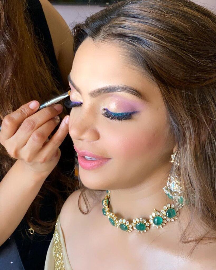 Mehendi Bridal Makeup