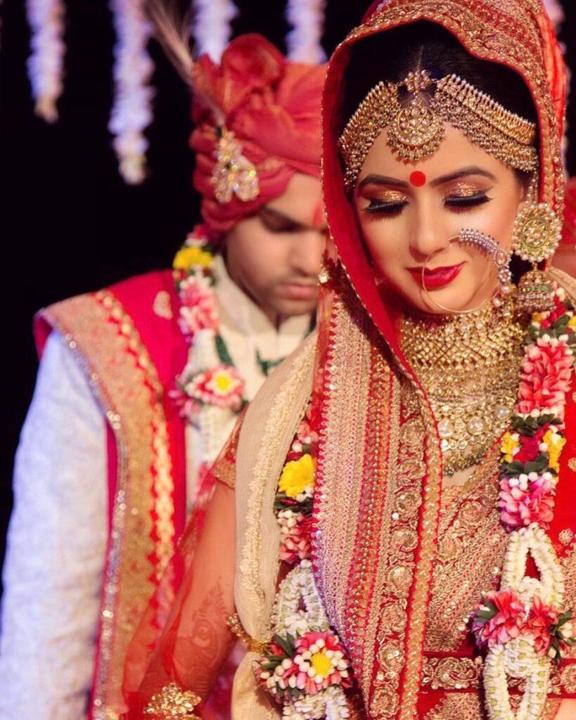 Airbrush Bridal Makeup India