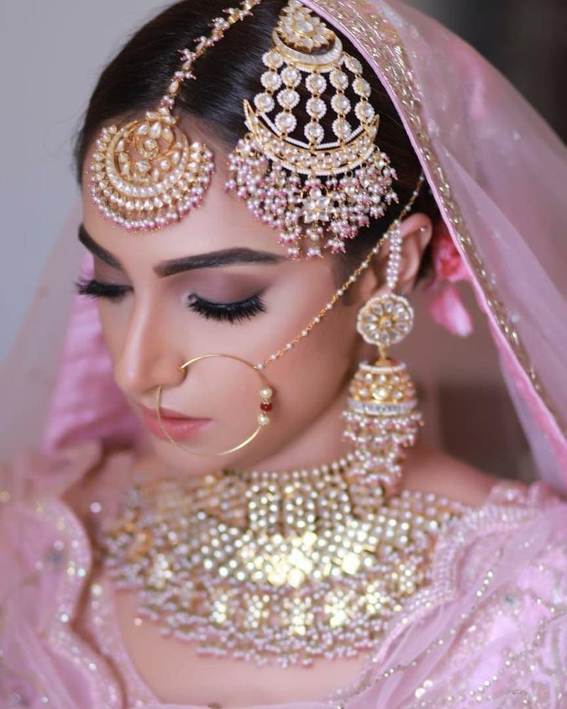 Natural Indian Bridal Makeup