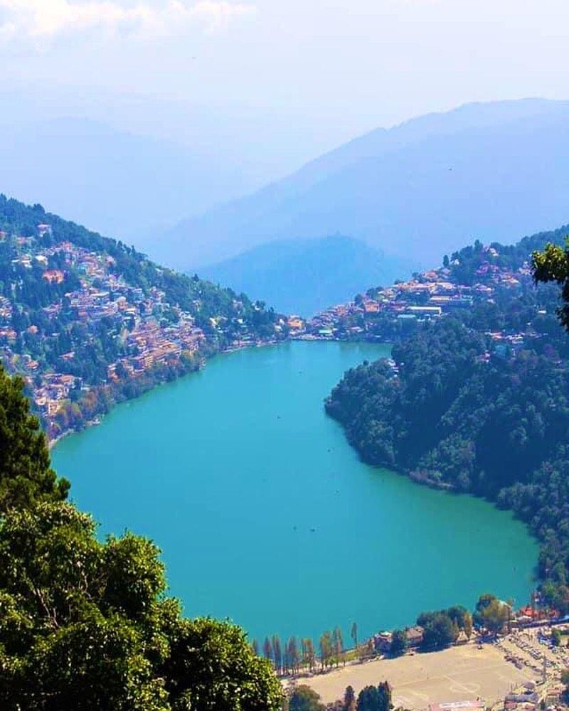 Nainital Best Honeymoon Places In India