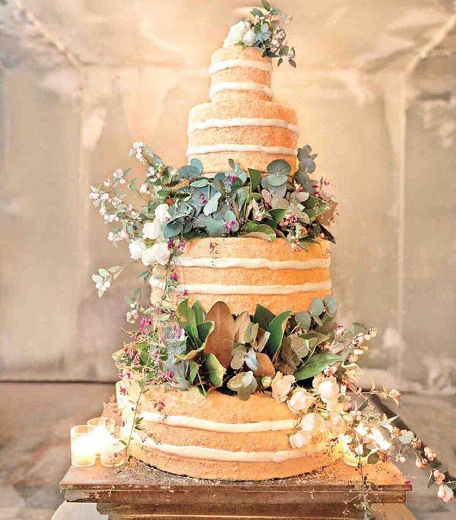 Chrissy Teigen John Legend Naked Wedding Cake