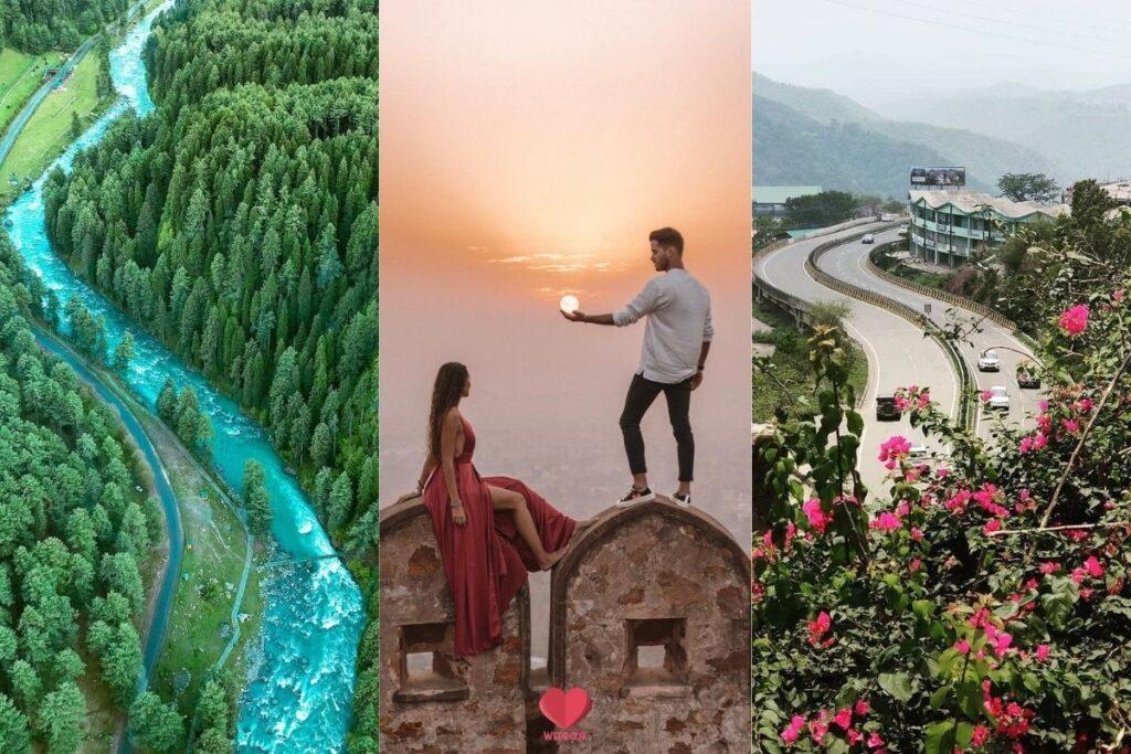 Honeymoon Places In India