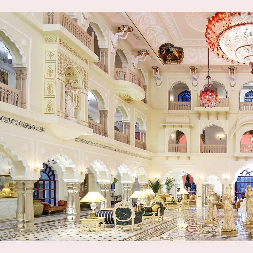 Shiv Vilas Wedding Venue In Jaipur