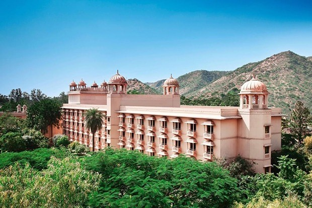 Trident Jaipur Wedding