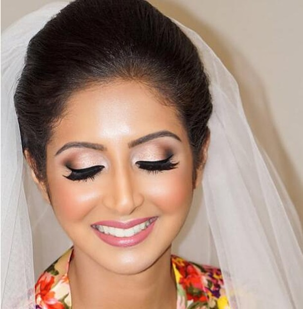 Heena Das New York Makeup Artist
