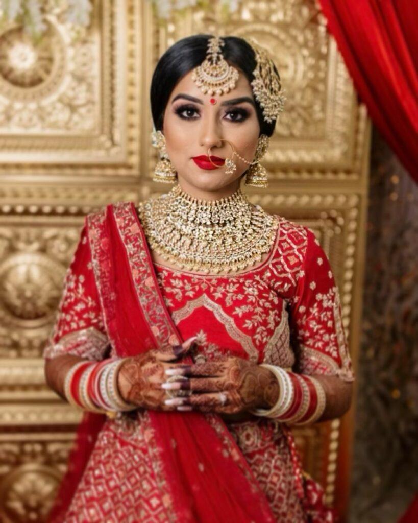 Gurdeep NYC Makeup Atrist for Pakistani Brides
