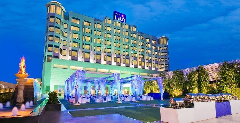 Lalit Jaipur Destination Wedding
