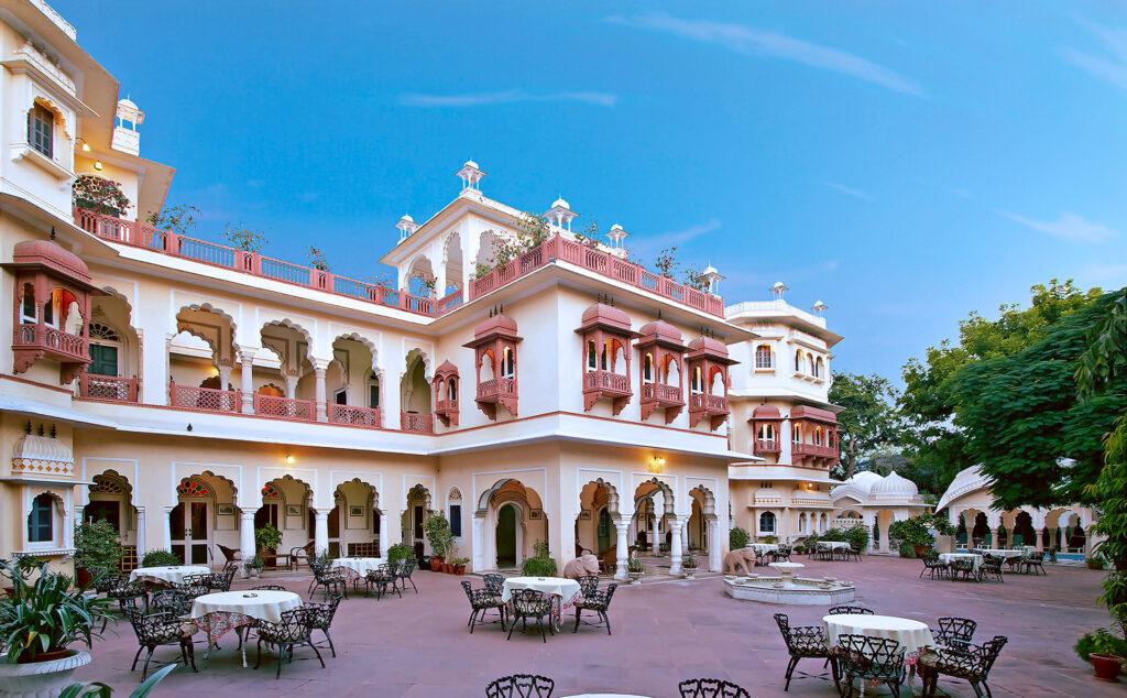 Alsisar Haveli Jaipur Destination Wedding