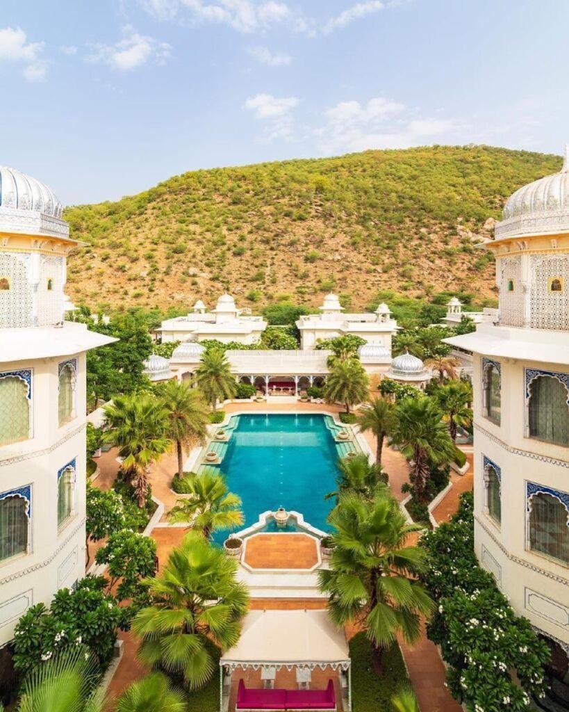 Leela Palace Jaipur