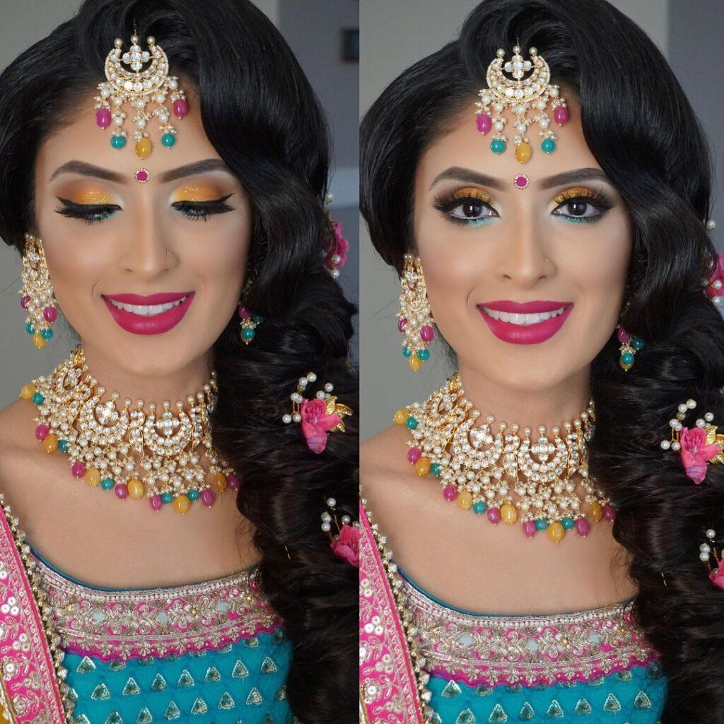 Tamanna NYC Makeup Artist For Desi Brides