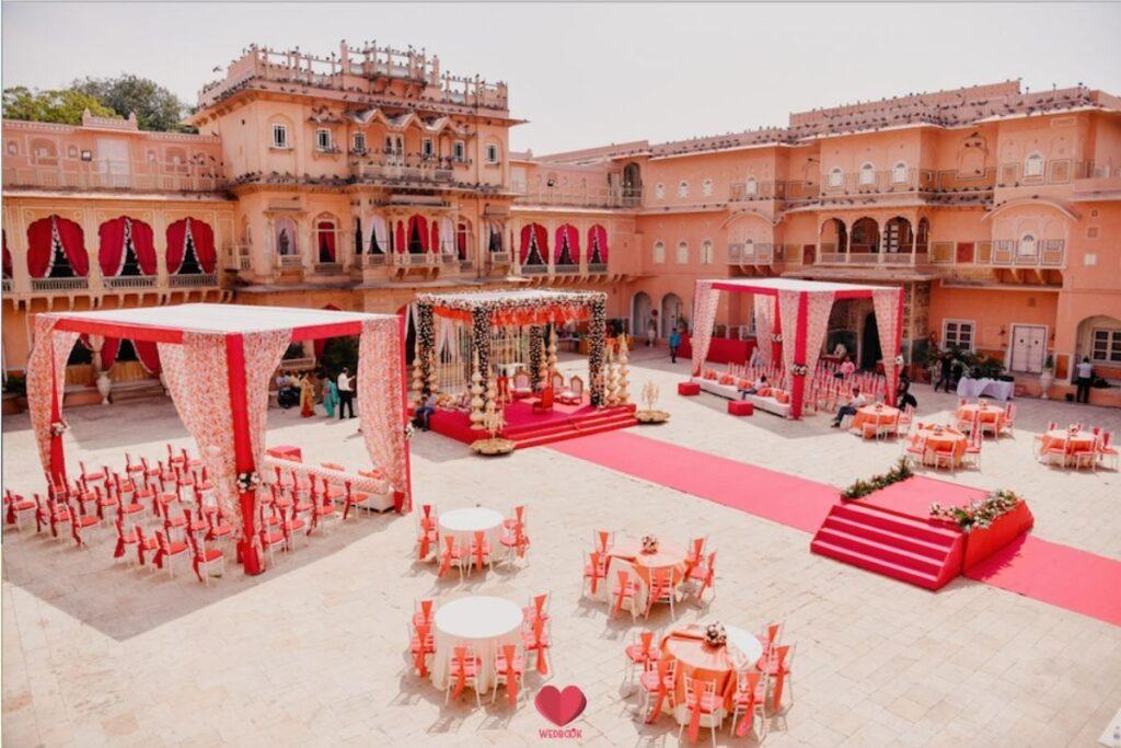 Jaipur Destination Wedding