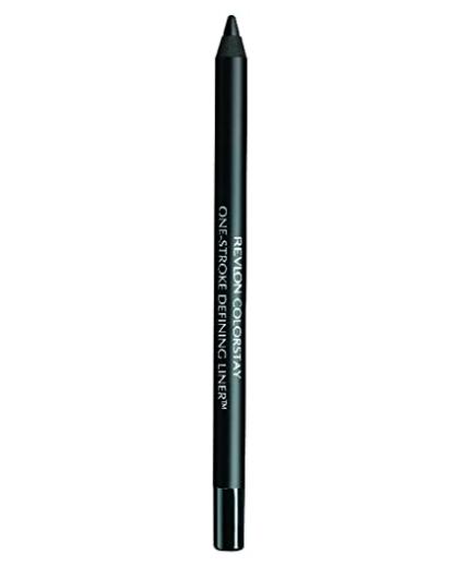 Revlon ColorStay One-Stroke Defining Eyeliner - Blackest Black